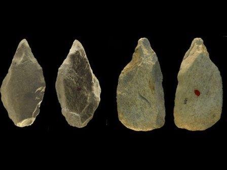 Костяные орудия, найденные в Кастель-ди-Гвидо © Paolo Villa et al. 2021, PLOS ONE