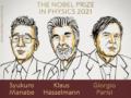 Лауреаты Нобелевской премии по физике 2021 года © Niklas Elmehed / Nobel Prize Outreach