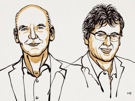 Беньямин Лист и Дэвид Макмиллан © Niklas Elmehed/Nobel Prize Outreach